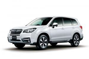 2016 Subaru Forester Style Modern