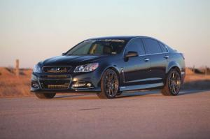 Hennessey Performance доработали Chevrolet SS HPE1000