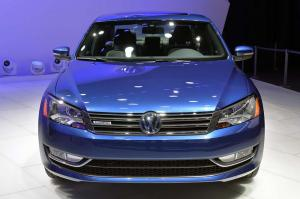 2014 Volkswagen Passat BlueMotion Concept Live From Detroit 2014