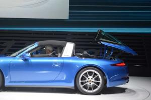 2014 Porsche 911 Targa Live From Detroit 2014