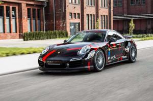2014 Porsche 991 Turbo S by Edo Competition