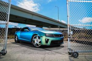 2014 Chevrolet Camaro by Forgiato Wheels