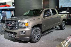 2015 GMC Canyon Live From Detroit 2014