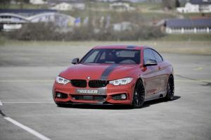 Тюнинг BMW 4-Series Coupe от Rieger