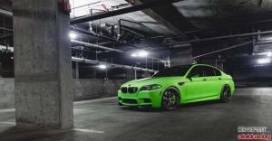 2014 BMW M5 by Vivid Racing