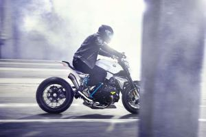 2014 BMW Concept Roadster Motorcycle