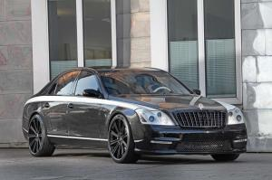 2014 Maybach 57S by Knight Luxury