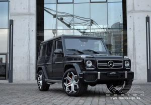 2014 Mercedes-Benz G63 AMG by MEC Design