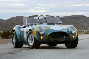 2014 Shelby Cobra FIA 50th Anniversary Edition