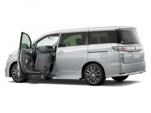 2014 Nissan Elgrand Highway Star