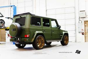2014 Mercedes-Benz G63 AMG by SR Auto Group