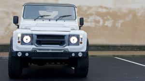 2014 Land Rover Defender SW 90 Chelsea Wide Track by Project Kahn