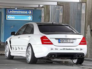 2012 Mercedes-Benz S65 AMG by CFC