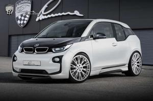 2014 BMW CLR i3 by Lumma Design