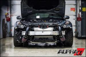 В Alpha Performance усилили мощь Nissan GT-R