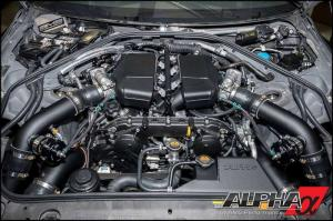 2014 Nissan GT-R 1600HP by Alpha Performance