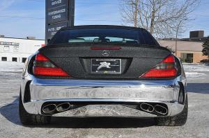 2010 Mercedes SL55 AMG Widebody Conversion by Kleemann and ZR Auto