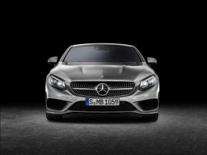 2014 Mercedes-Benz S500 Coupe 4MATIC AMG Sports Package Edition 1