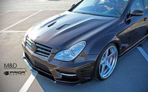 2014 Mercedes-Benz CLS-Class Widebody Black Edition by Prior Design and M&D