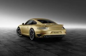 2014 Porsche 911 Turbo by Porsche Exclusive