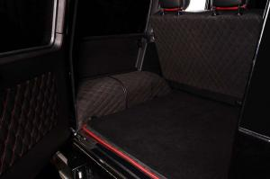 2014 Mercedes-Benz G65 AMG With Red Crocodile Leather by TopCar