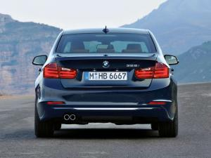 2012 BMW 328i Sedan Luxury Line