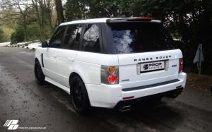 2002 Land Rover Range Rover Vogue by Prior Design