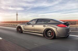 2014 Porsche Panamera Prior600 WB by Prior Design