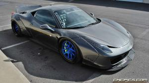 2014 Ferrari 458 Italia by LB Walk Performance