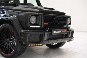2014 Mercedes-Benz G65 AMG 800 iBusiness by Brabus
