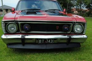 1969 Ford Falcon XW GT Station Wagon Replica10
