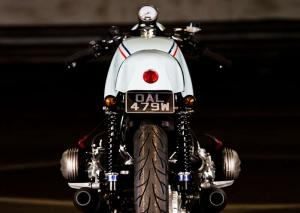 1981 BMW R80 Speedster Cafe Racer