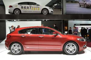 2014 Qoros 3 Hatch Live From Geneva 2014