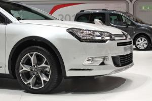2014 Citroen С5 CrossTourer Live From Geneva 2014