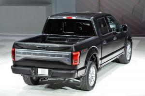 2015 Ford F150 Live From Detroit 2014