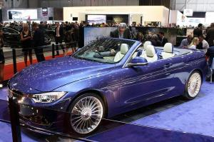 Заряженный кабриолет Alpina 4-Series BiTurbo