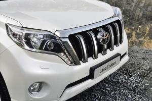2013 Toyota Land Cruiser Prado