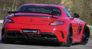 2014 Mercedes-Benz SLS AMG Black Series by Domanig