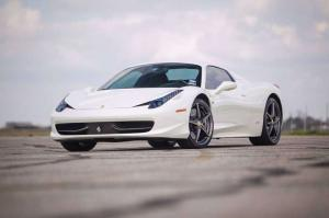 2014 Ferrari 458 Italia HPE700 by Hennessey Performance
