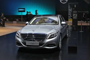 2014 Mercedes-Benz S600 Live From Detroit 2014