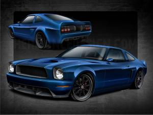 2014 Ford Mustang Evolution II V-10 Triton Edition By A-Team Racing