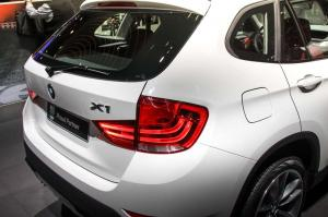 2014 BMW X1 Live From Detroit 2014