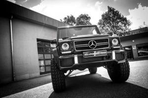 В Mcchip-DKR «разогнали» Mercedes-Benz G63 AMG MC800