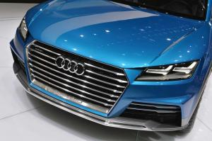 2014 Audi Allroad Shooting Brake Concept Live From Detroit 2014