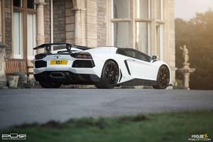 2014 Lamborghini Aventador Roadster by Projex Design UK