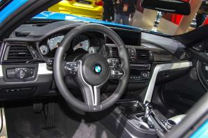 2015 BMW M3 Sedan Live From Detroit 2014