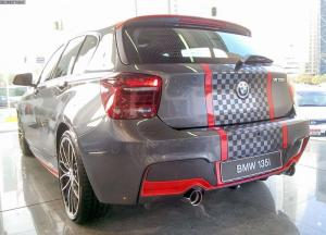 2014 BMW M135i M Performance Special Edition from Abu Dhabi Motors