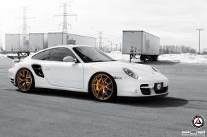 2014 Porsche 911 Turbo S by Inspired Autosport
