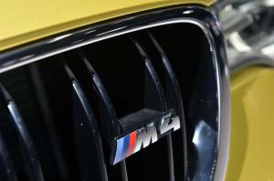 2015 BMW M4 Coupe Live From Detroit 2014