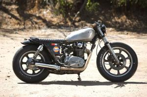 1983 Yamaha XS650 Ratty Brat Custom